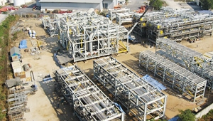 Escravos Gas to Liquid (EGTL) Nigeria / Chevron Module Supply